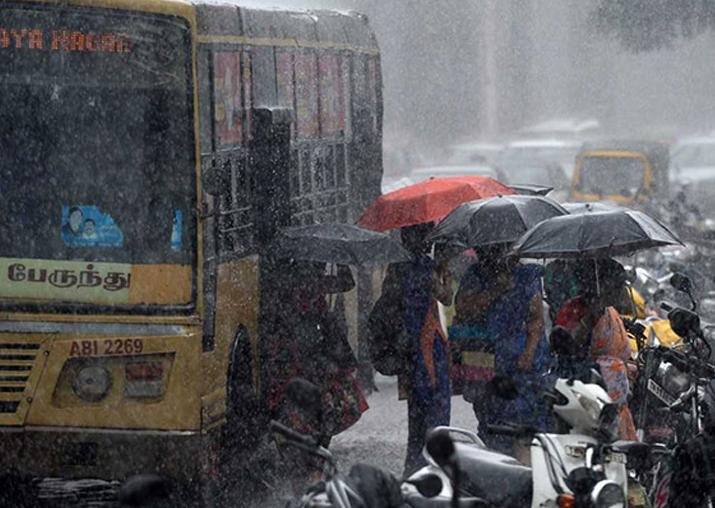 Cyclone Ochki: Eight dead as rains lash Tamil Nadu, Kerala;