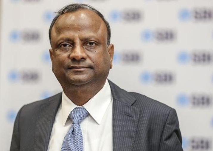 File pic - SBI Chief Rajnish Kumar