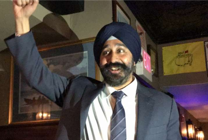 Ravinder Bhalla has become the first ever Sikh mayor of New