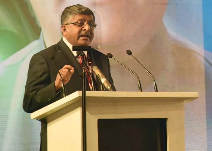 Information and Technology Minister Ravi Shankar Prasad