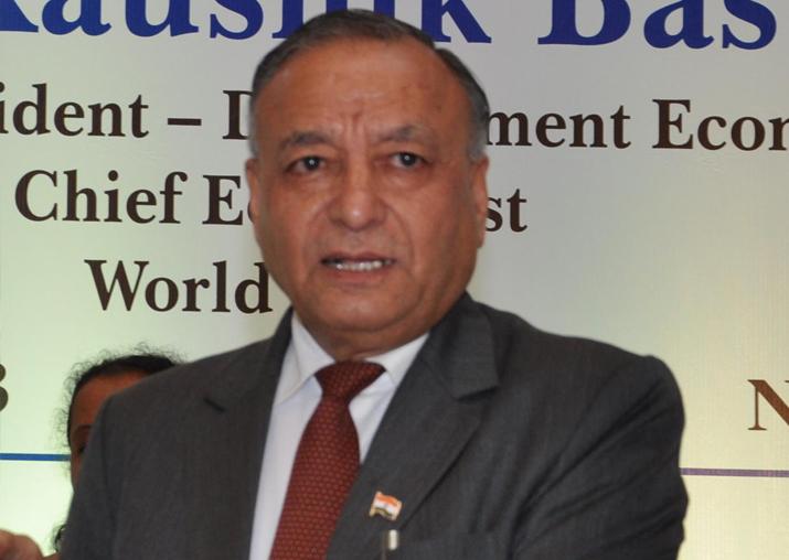 File pic of Assocham's Secretary General DS Rawat