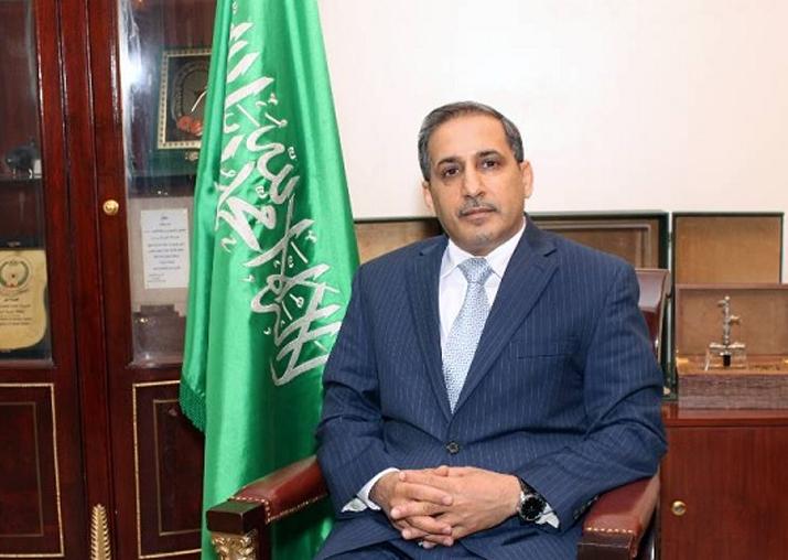 File pic - Saudi Ambassador to India Saud Al-Sati