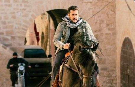 Salman Khan from Tiger Zinda Hai