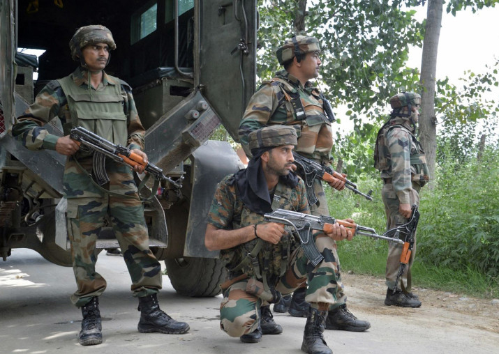 Three JeM militants arrested in Kashmir's Budgam district