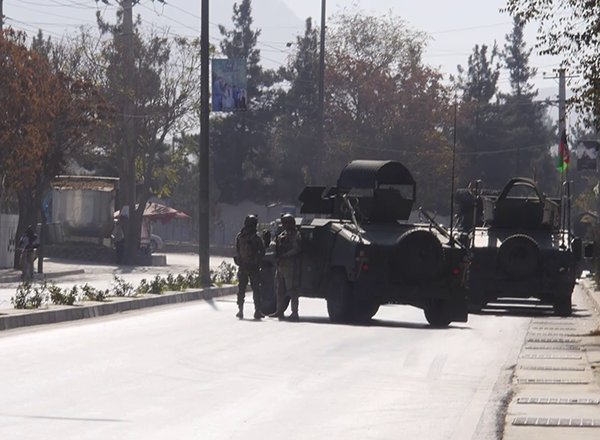 Gunmen storm Shamshad TV's compound in Kabul
