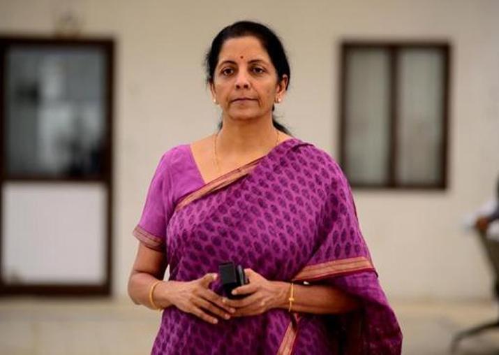Nirmala Sitharaman visits forward Army, Air Force bases