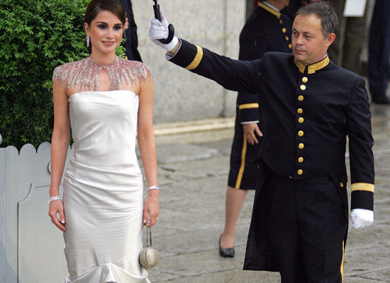 India Tv - King Abdullah II of Jordan and Rania Al-Yassin