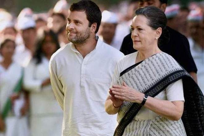 Rahul Gandhi is set to take over the reins from Sonia