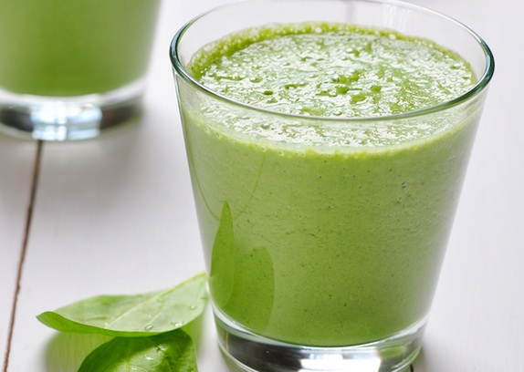 India Tv - Spinach smoothie
