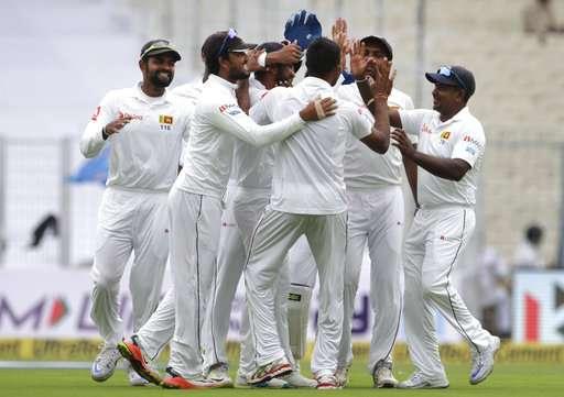 India vs Sri Lanka 2017, 1st Test