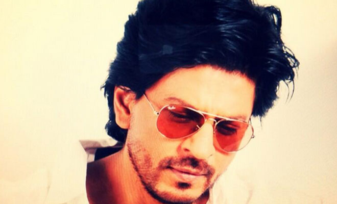 Shah Rukh Khan is a charmer and works magic with words