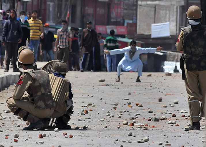 File pic - J&K: Over 4,500 cases against youths involved in