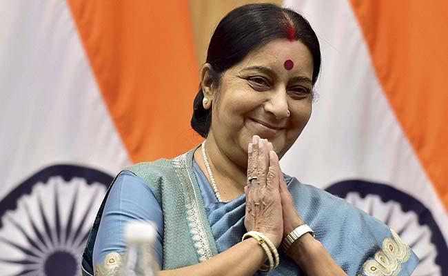 Sushma Swaraj assures medical visa to Pakistani child