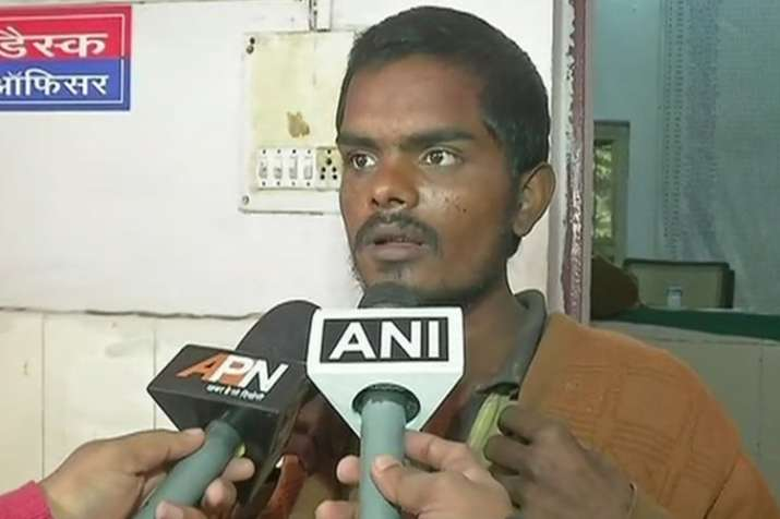 Hindon airbase suspect Sujeet Kumar