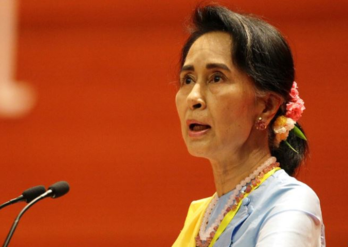 Oxford City Council strips Aung San Suu Kyi of