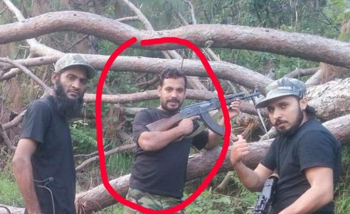 Jaish-e-Mohammed chief Masood Azhar's nephew Talha Rasheed