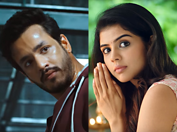 Hello teaser Akhil Akkineni film is full of action drama