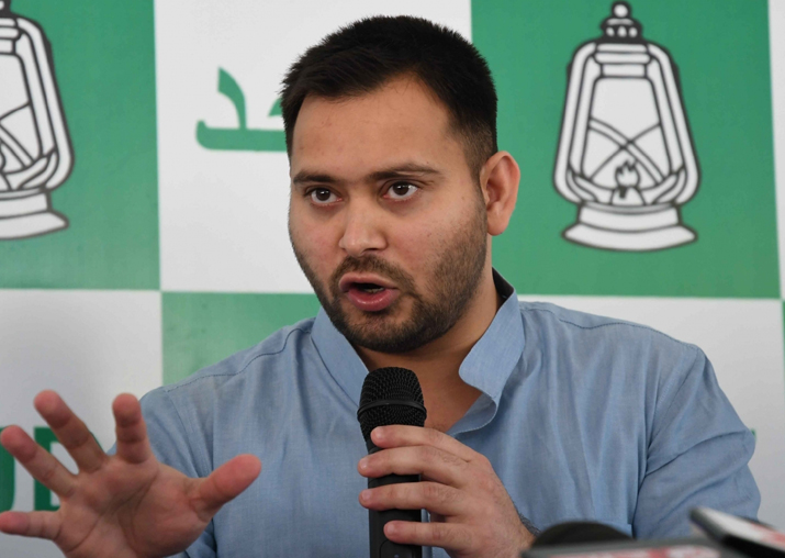 Lalu drops hint Tejashwi Yadav could be RJD face in next