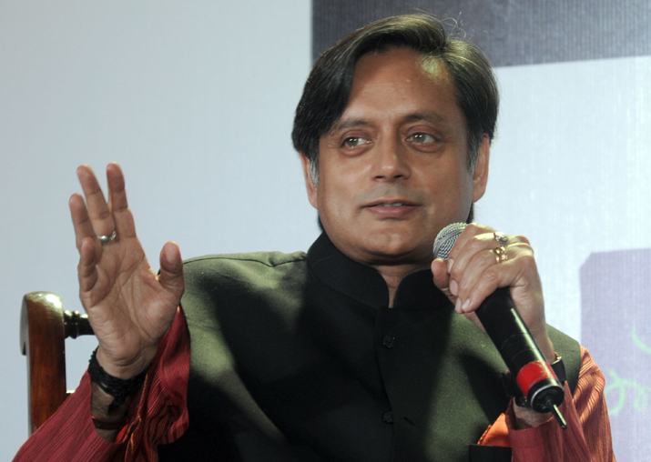 File pic of Shashi Tharoor