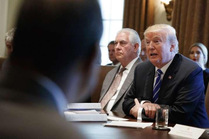 Donald Trump declares North Korea state sponsor of terror