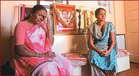 Tukaram Ombale 's daughter Vaishali