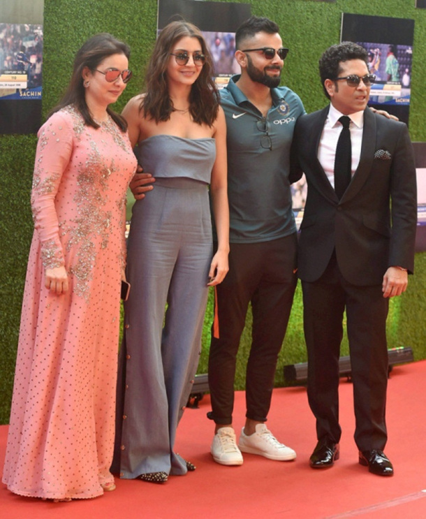 India Tv - Virat, Anushka much in love couple