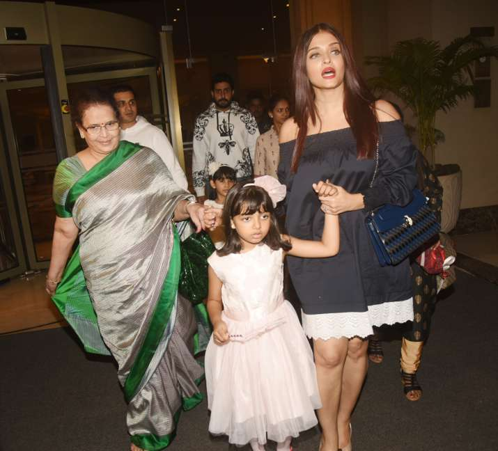 India Tv - Aishwarya, Aaradhya