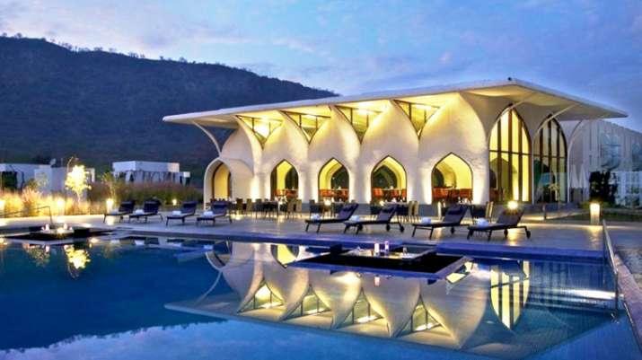 India Tv - Lebua Lodge at Amer