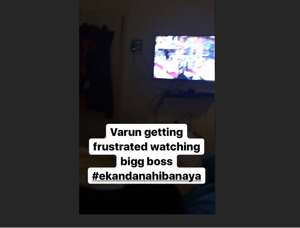 India Tv - Benafsha Soonawalla's Instagram story