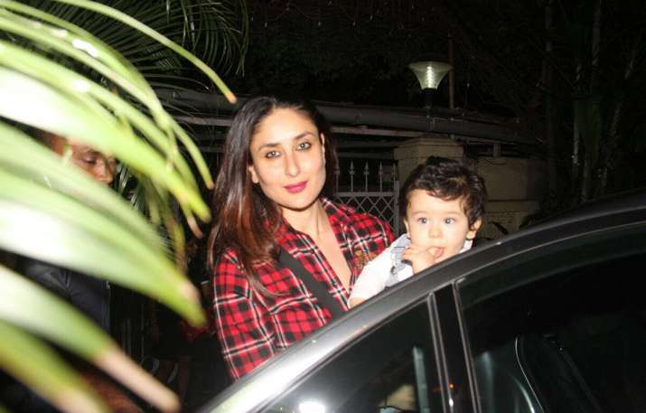 India Tv - Kareena Kapoor Khan, Taimur Ali Khan