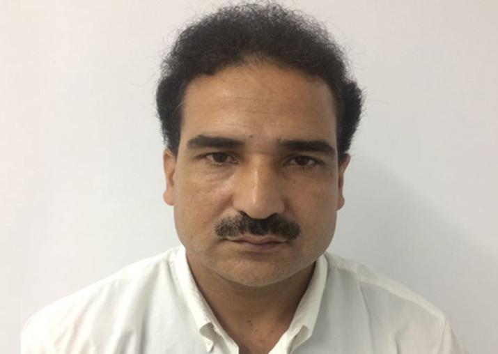Syed Salahuddin's son Syed Shahid Yousuf