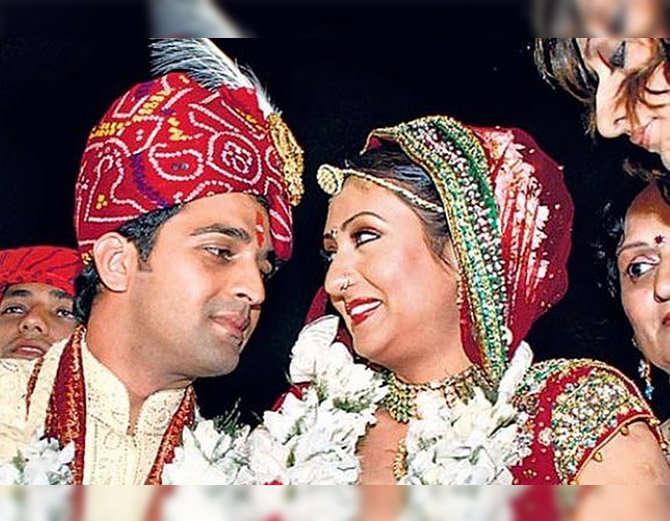 India Tv - Juhi Parmar and Sachin Shroff