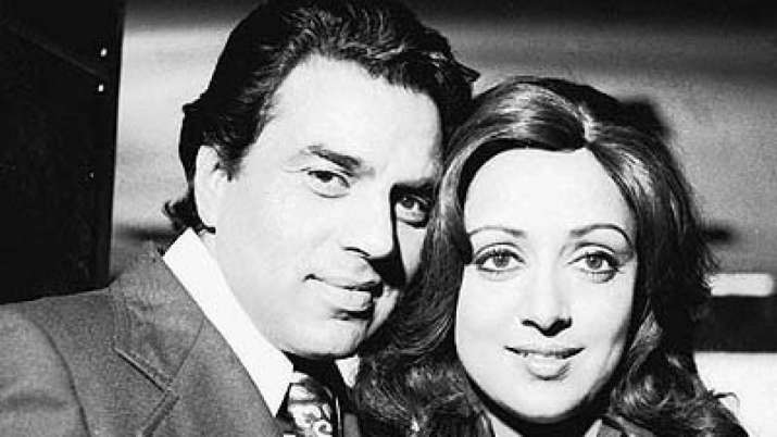 India Tv - Hema, Dharmendra