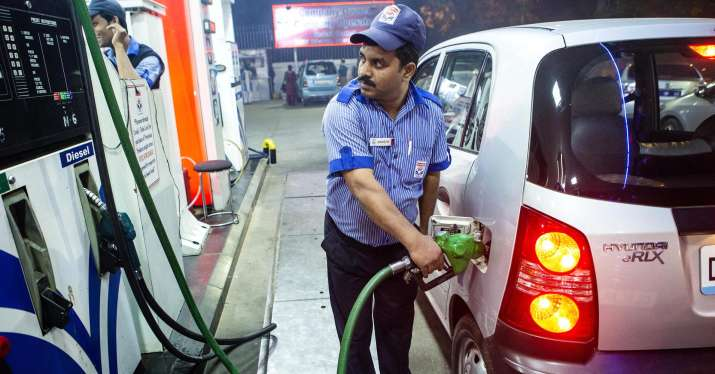 India Tv - A steep rise in petrol and diesel prices despite crude prices staying relatively low stirred up a row earlier this year.
