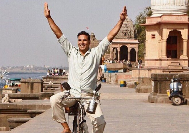 Padman Teaser: Akshay Kumar as simpleton impresses, trailer