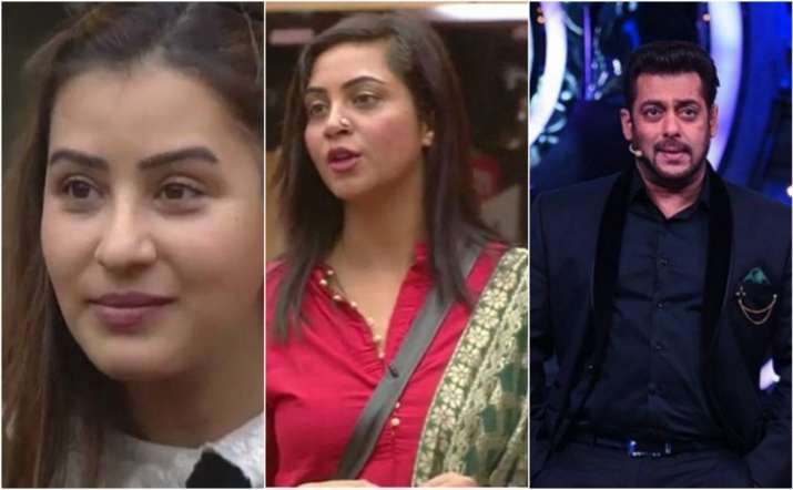 Arshi Khan reveals Salman Khan likes Shilpa Shinde the most