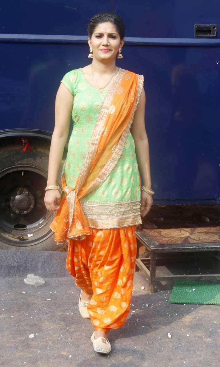 India Tv - Sapna Chaudhary