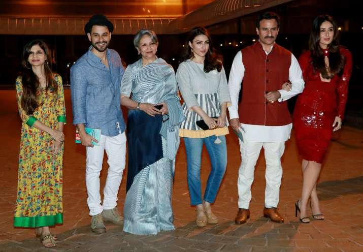 India Tv - Soha Ali Khan's book launch