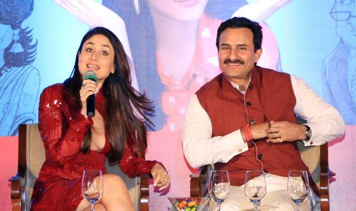 India Tv - Kareena Kapoor and Saif Ali khan