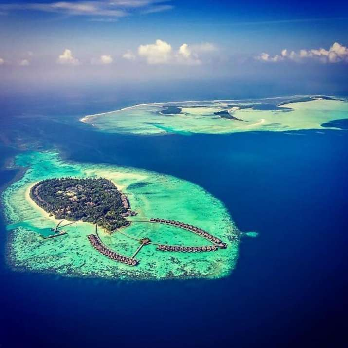 India Tv - It is also voted as Leading Resort in Maldives by TripAdvisor.