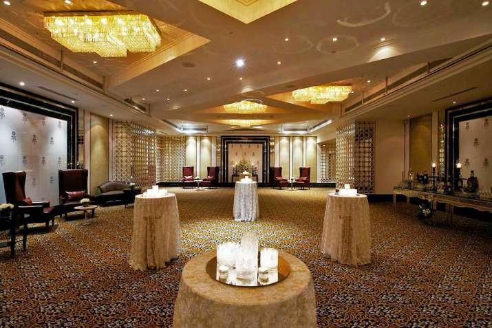 India Tv - Anushka Sharma Virat Kohli wedding reception venue