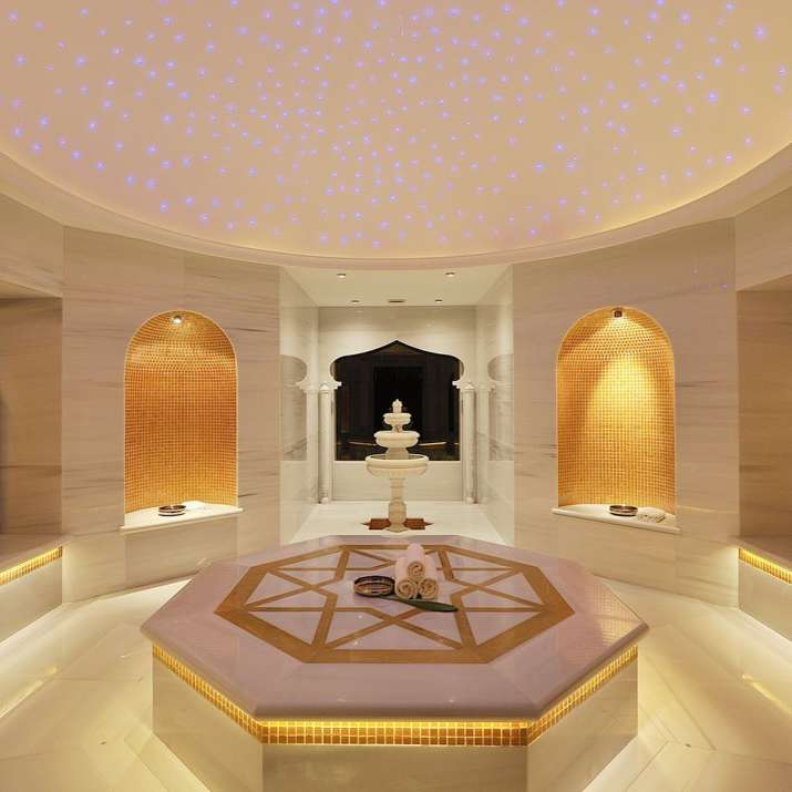 India Tv - Ayada Maldives is also equipped with a relaxing and healing facility of traditional Hammam.