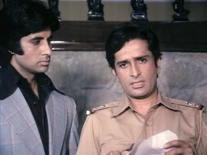 India Tv - Shashi Kapoor, Amitabh Bachchan- India TV
