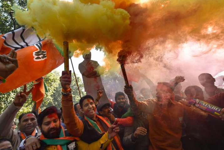 Though the BJP is set to return to power in the western