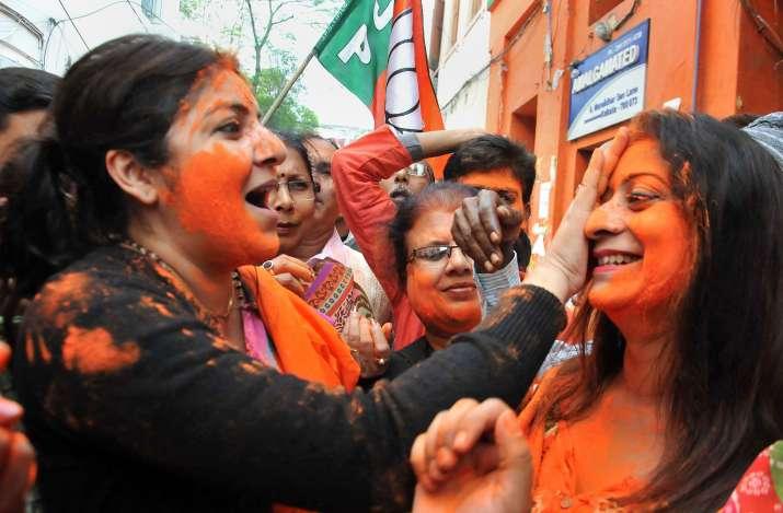 Gujarat Election Results 2017: BJP retains power, Congress'