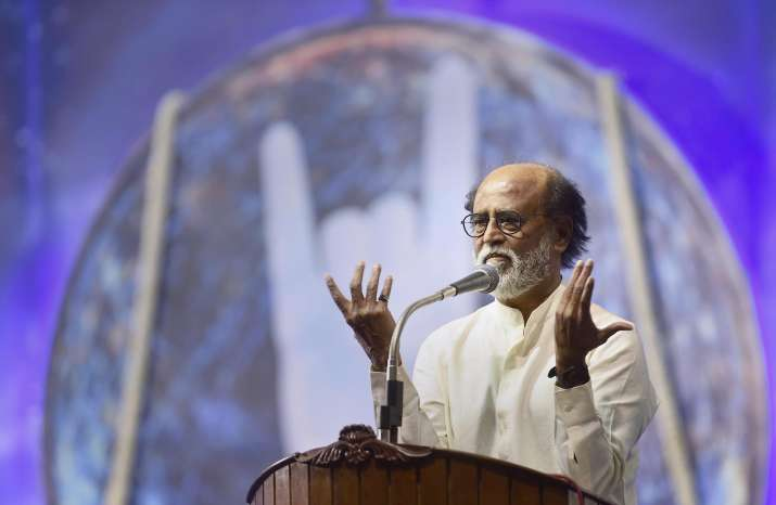Rajinikanth to spill the beans on his 'political stance'
