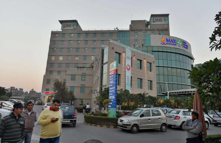 The license of Shalimar Bagh unit of Max Hospital was