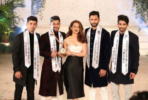 Kangana Ranaut annouces Mr India winner