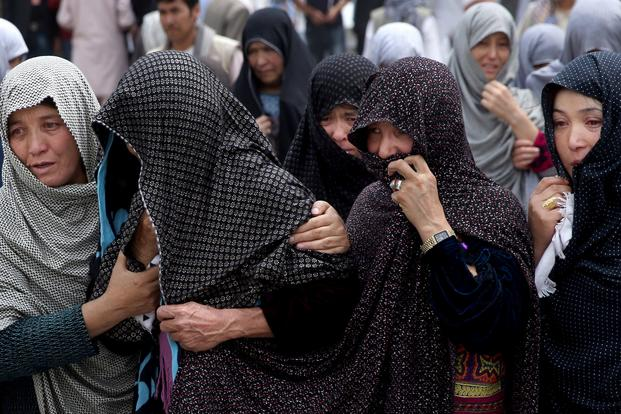 8,000 Afghanis lost their lives in terror-related incidents