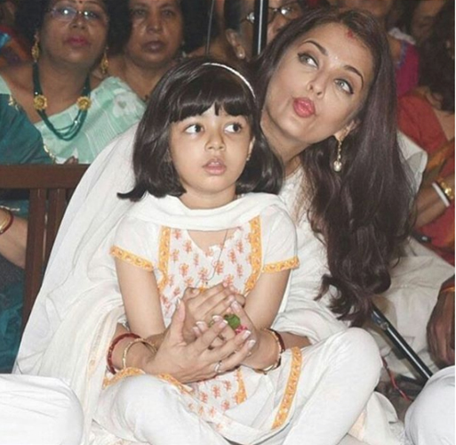 India Tv - Aishwarya Rai Bachchan with Aaradhya